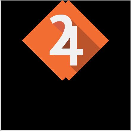 ٢٤ إطار